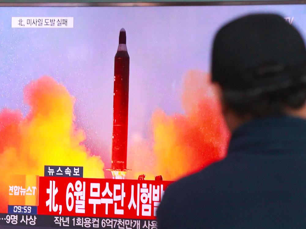 sk nk missile