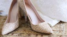 如何揀一對適合自己的婚鞋?6大挑選新娘婚鞋須知