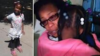 Mom of missing 4-year-old found safe thanks public