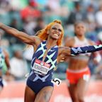 Olympic trials: Sha'Carri Richardson claims women's 100 meter crown, Allyson Felix moves on