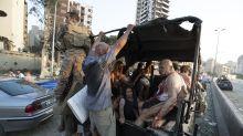 El después tras la explosión trágica en Beirut, en fotos
