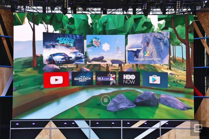Google Play is getting a dedicated VR section