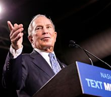 Mike Bloomberg Surprises Wall Street With Left Turn on Policy