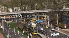 Utrecht shooting: 3 killed, several injured after gunman opens fire on tram in Netherlands