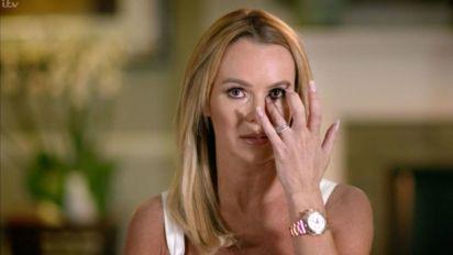 BGT's Amanda Holden opens up about stillborn son