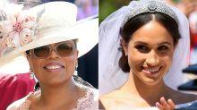 Oprah a la defensa de Meghan Markle