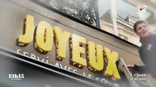 """""""On pense que le travail est un trésor qui doit être accessible à tous"""" : le fondateur de la chaîne Café Joyeux"""