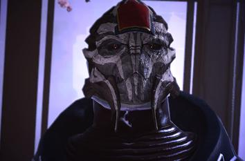Mass Effect screens dazzle the eyes