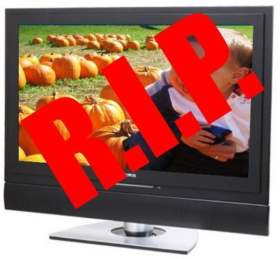 Audiovox exits the LCD TV business that no one knew it was in
