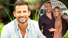 Neighbours' Tim Robards quits to be with pregnant Anna Heinrich