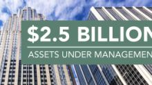Griffin Institutional Access® Real Estate Fund Surpasses $2.5 Billion in AUM