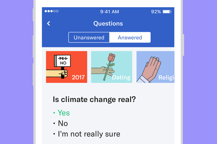 okcupid dating questions