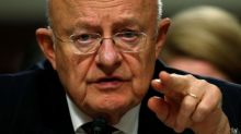Ex-intel chief Clapper: Trump's suggestion that more countries meddled in election is 'news to me'