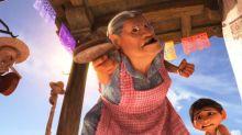 El detalle de la chancleta en la nueva película de Pixar