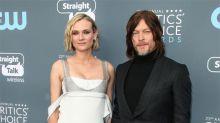 Diane Kruger confirma que su primer retoño con Norman Reedus es una niña