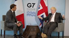 Boris Johnson infuriated after Emmanuel Macron suggested Northern Ireland was not part of UK