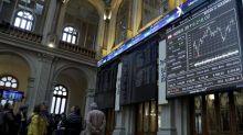 La bolsa española pierde esta semana el 1,41 % por la caída de la banca