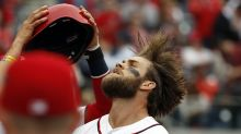 Bryce Harper's secret for perfect hair exposed in brother's Twitter post