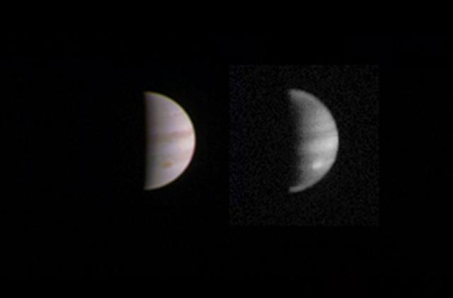 Juno probe makes the closest-ever encounter with Jupiter