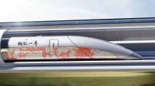 Hyperloop TT 將在中國建造一條試行管道