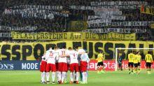 Randale gegen RB Leipzig - Borussia Dortmund am Pranger