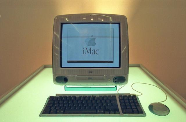 Apple's influential, iconic iMac turns 20