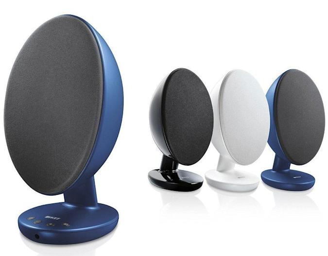 Engadget giveaway: Win an EGG speaker system courtesy of KEF!
