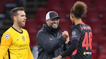 Klopp on Liverpool defeat of Ajax: 'Some nice stories, three points'