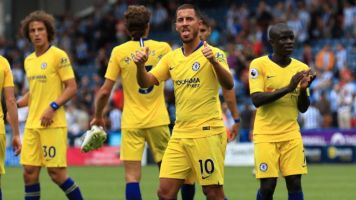 Maurizio Sarri admits he feared Eden Hazard would leave Chelsea – but backs him to emulate Messi and Ronaldo