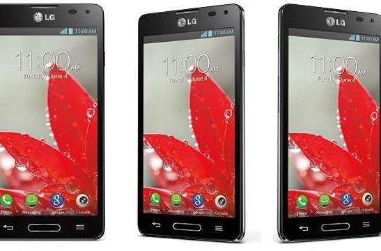 Mid-range LG Optimus F7 arrives with LTE and $100 price tag on US Cellular