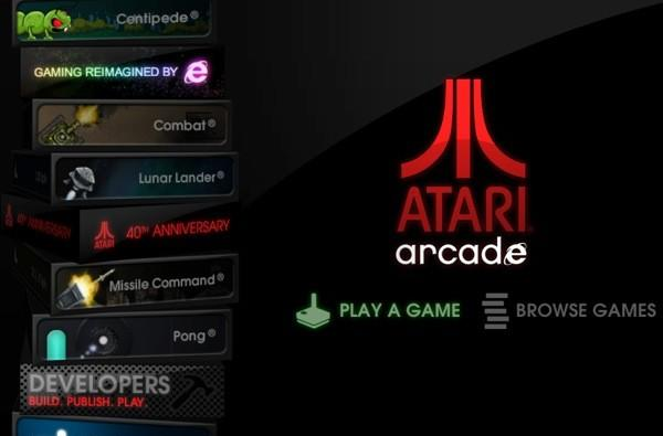 Atari ports classic games to HTML5 for web and Windows 8, lets developers craft their own (video)