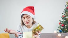 From empty greeting cards to deodorant, people share their worst Christmas gifts