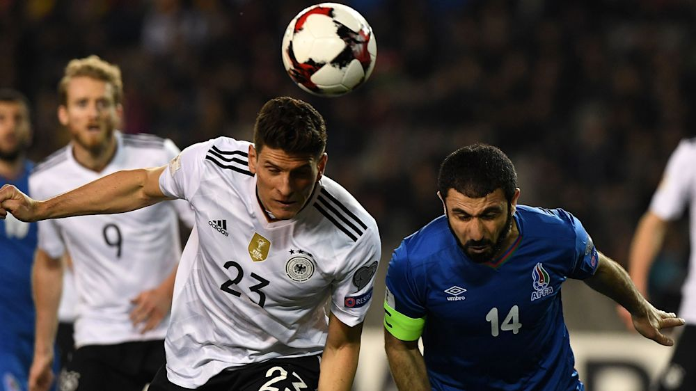 Alemania encaja el primer gol de la fase de clasificación