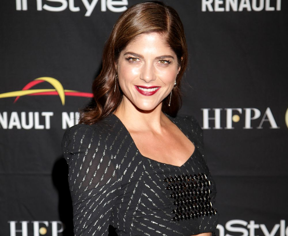 Selma Blair has a new love in her life. (Photo: GP Images/Getty Images for InStyle)