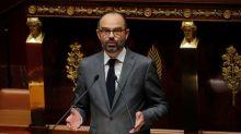 Primer ministro francés estima que déficit de presupuesto sería de 3,2 pct del PIB en 2019: reporte