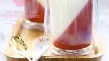 ❤ 紅桑子意大利奶凍 ❤ Raspberry Panna Cotta ❤
