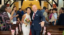 After 25 years of marriage, their honeymoon's just beginning