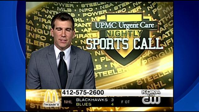 UPMC Urgent Care Nightly Sports Call: April 19, 2014 (Pt. 2)