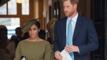 Duchess of Sussex throws another fashion curveball in khaki green christening outfit