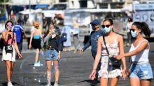 Un collectif de victimes du Covid-19 réclame la suspension de l'obligation du masque à l'extérieur