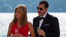 Netflix reports record-breaking figures for new Aniston-Sandler movie 'Murder Mystery'