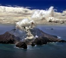 Injuries feared as popular New Zealand volcano erupts
