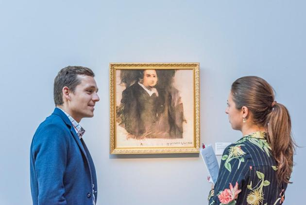 Christie's will auction AI-generated art for the first time