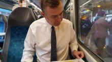 Plaid Cymru calls for trans-Wales railway to boost economy