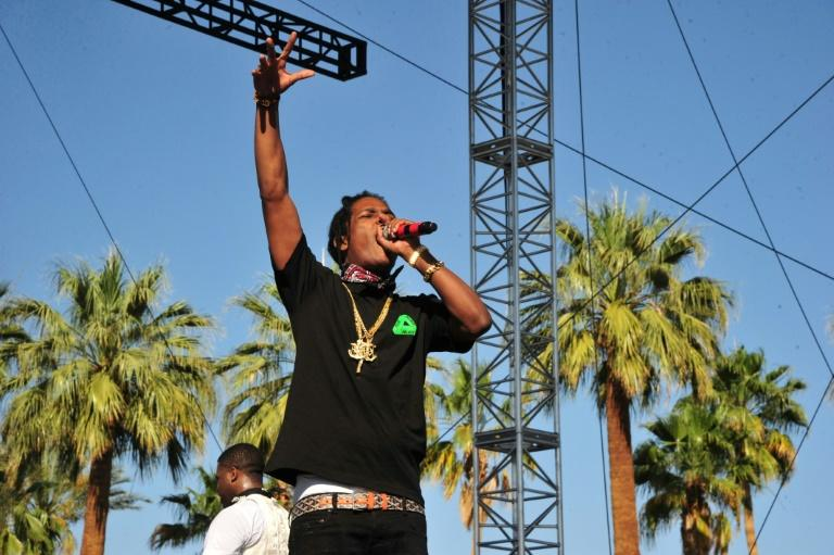 Swedish court extends U.S.  rapper ASAP Rocky's detention