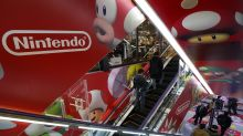 Nintendo quarterly profit up on Switch console, game sales