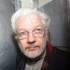 Assange's fate hangs in balance as UK court considers U.S. extradition bid
