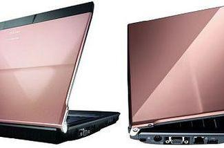 Fujitsu unveils LifeBook P8010 Pink Gold Edition with WWAN