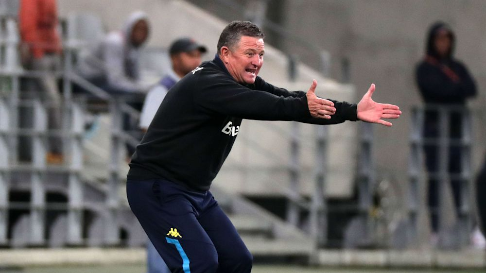 Hunt laments Bidvest Wits' hard run-in