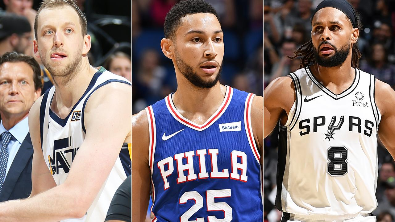 What to expect from Australia's NBA players in the 2019-20 season